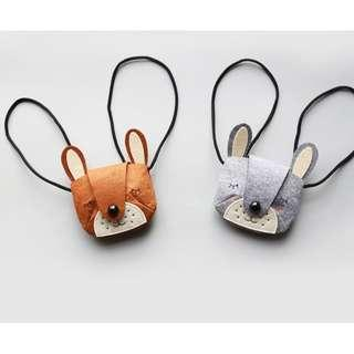 🚚 Litle Fox Hanging Bag for Little Girl (NAA 014)