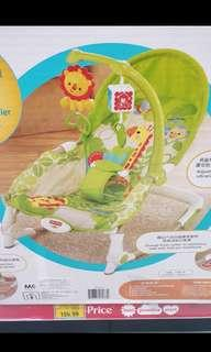 Fisher Price Newborn to Toddler Portable Baby Rocker