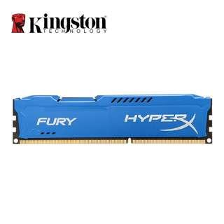 4GB ddr3 HyperX ram