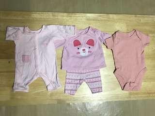 Used Newborn Suits