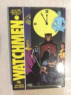 Watchmen (Hardbound) for PHP1,500
