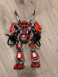 Lego Ninjago 70615 / millennium falcon 75192