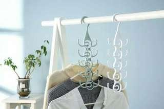 Rak gantungan dasi baju Cloth Hooks Belts Ties Hanger rack