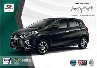 Perodua Myvi 1.5H (A) 2019