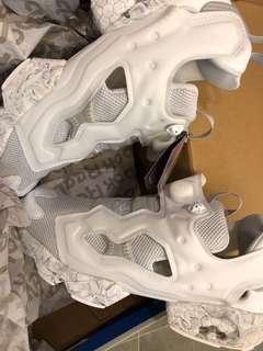 Reebok Pump Fury Nike