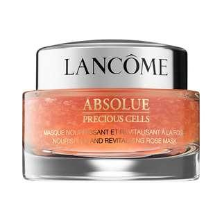 🚚 Absolue Precious Cells Nourishing and Revitalising Rose Mask