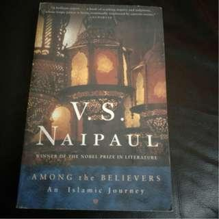 Pre - Loved Among the Believers - An Islamic Journey by V.S Naipaul [Paperback]