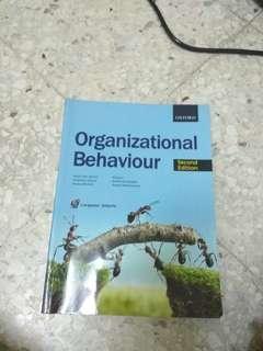 Organizational Behaviour OB