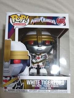 Funko Pop White Tiger Zord