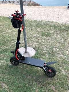 Kratos compliant scooter