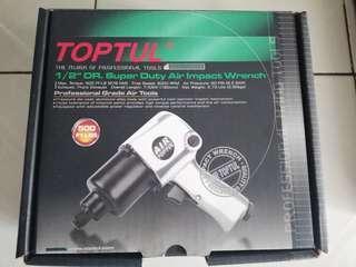 "1/2"" DR. Super Duty Air Impact Wrench (Max. Torque 500 Ft-Lb)"