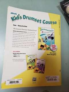 Kid's Drumset Course