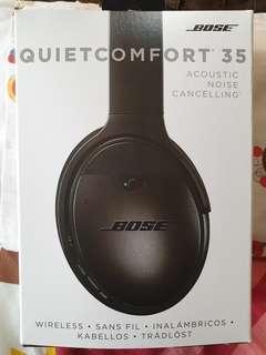 🚚 Bose QC35