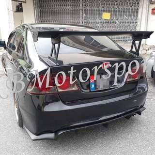 Honda civic FD JSracing Mugen Spoiler