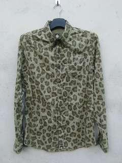 Pretty Green Leopard Print PRICE REDUCE!