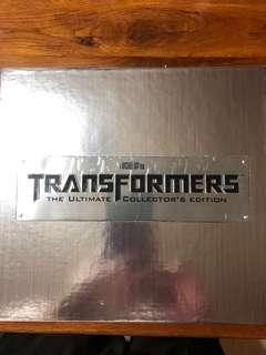Transformers: The Ultimate Collection limited edition boxed Set