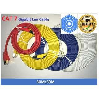 🚚 CAT 7 Lan Networking Flat Cable
