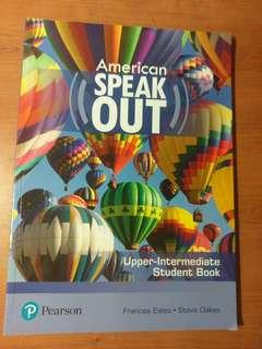 🚚 American speak out (upper intermediate)