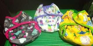 CLOTH DIAPER FOR BABY GIRL BUNDLE