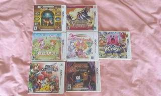 🚚 Used 3DS Games
