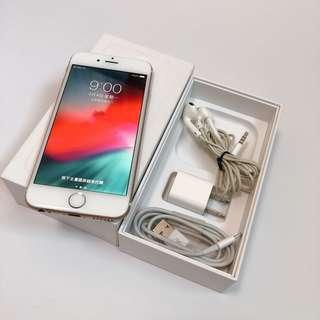 iPhone 6 64g(4.7)with complete accessories Kaohsiung meet
