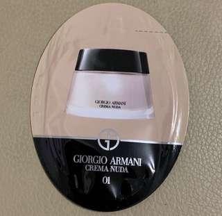 🚚 Giorgio armani 亞曼尼 黑曜岩美肌光萃 1ml#01 #2020.11