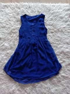 Dress navy / blue dress