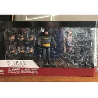 DC ANIMATED SERIES 蝙蝠俠動畫 Batman 蝙蝠俠 DC Collectibles Batman Expressions Pack Action Figure not mafex mezco shf