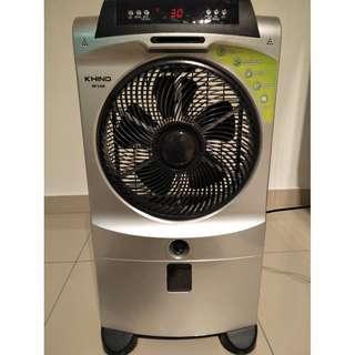 KHIND Mist Fan/ Air Cooler/ Air Purifier