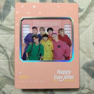 🚚 BTS 4th Muster Happy Ever After DVD only NO photocard