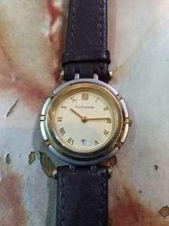 Authentic Guy Laroche quartz watch