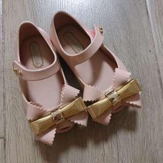 Mini Melissa 女童鞋 baby girl shoes