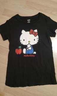 Uniqlo Hello Kitty棉T
