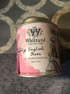 Whittard English Rose Tea 40g