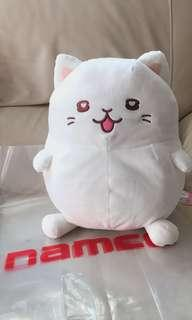 日本 全新 超級軟 心心眼 貓公仔 生日禮物