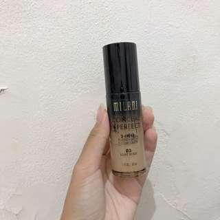 Milani conceal perfect foundation 2 in 1