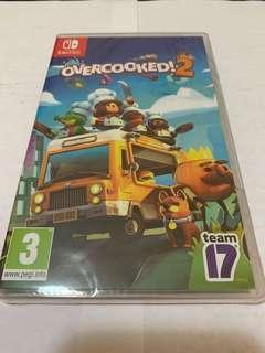 Switch Game - Overcook 2 ***Brand-new Condition***
