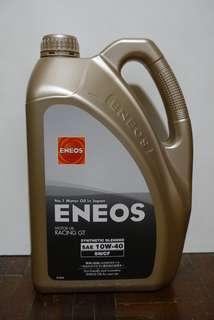 ENEOS synthetic motor oil 10w40 半合成偈油 4L 裝