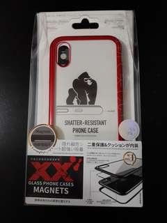Magnetic iphone x/xs case