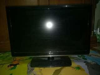 "TV LCD LG 22"""