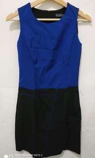 Blue Dress core women