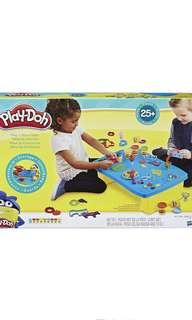 🚚 Play-Doh Play 'n Store Table