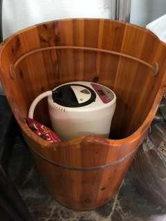 Footbath barrel