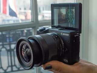 Bisa Cash Atau Di Cicil Canon M3 Angsuran Murah