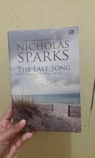 The Last Song (Lagu Terakhir) by Nicholas Sparks
