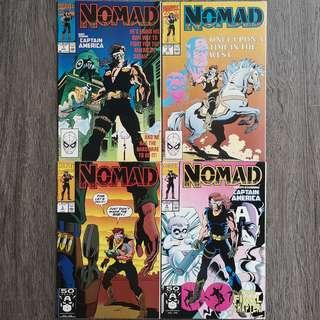 Nomad Vol 1 Complete 4 part series