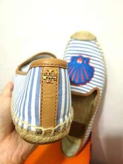 Tory Burch 帆布鞋