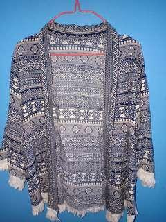 Baju luaran batik