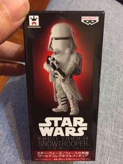 Star Wars Figure - World Collectable Figure 日本區限定