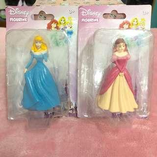 New! Disney Figurines Princess Collection 👑